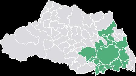 埼玉県 MAP