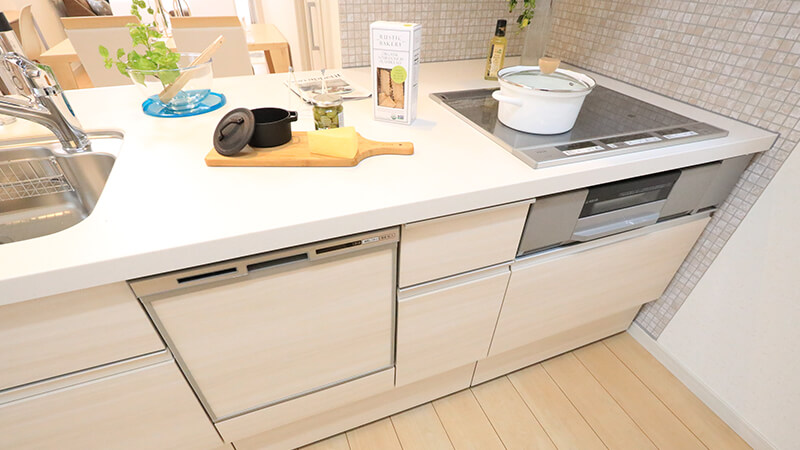 システムキッチン イメージ