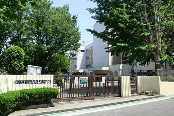 与野本町小学校